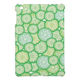 Cucumber funny pattern case for the iPad mini