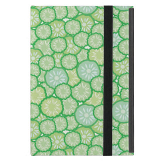 Cucumber funny pattern covers for iPad mini