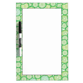 Cucumber funny pattern Dry-Erase whiteboard