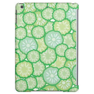 Cucumber funny pattern iPad air cases