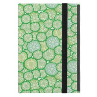 Cucumber funny pattern iPad mini cover