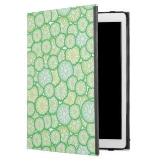 Cucumber funny pattern iPad pro case