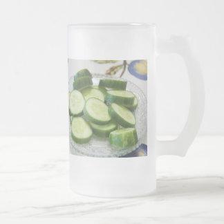 Cucumber mug