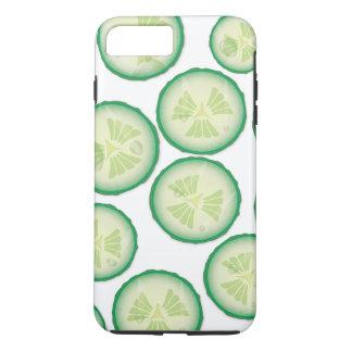 Cucumber Slices. iPhone 8 Plus/7 Plus Case