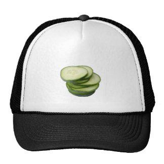 cucumber trucker hat
