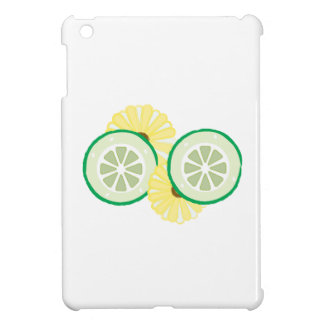 Cucumbers & Flowers Cover For The iPad Mini