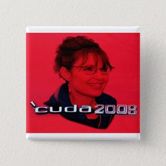 'Cuda 2008 Square Button
