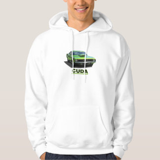 Cuda Sweater Hooded Pullover