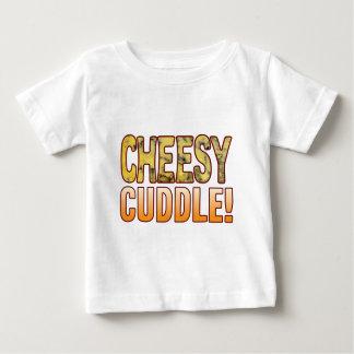 Cuddle Blue Cheesy Baby T-Shirt