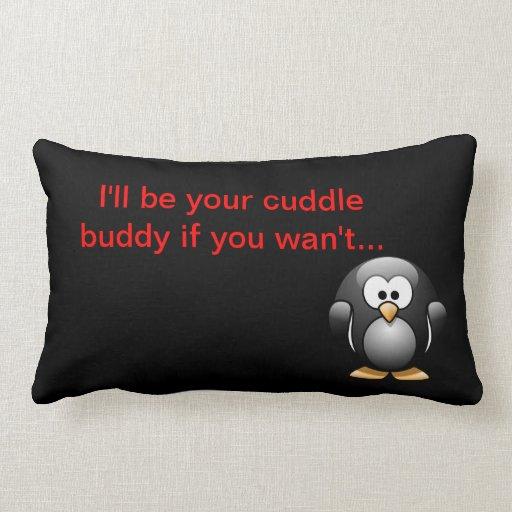 Cuddle Buddy Pillow Zazzle