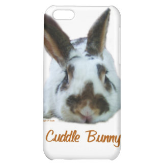 Cuddle Bunny Cover For iPhone 5C