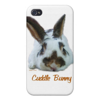 Cuddle Bunny Covers For iPhone 4