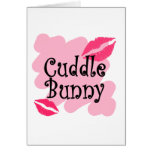 cuddle bunny greeting cards