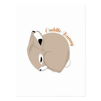 Cuddle Bunny Postcards