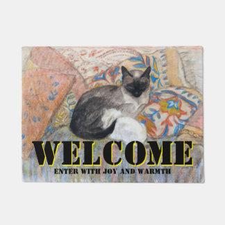 Cuddle Cats Doormat