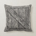 Cuddle Crate - Driftwood Throw Pillows