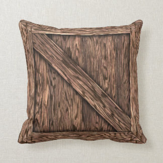 Cuddle Crate - Oak Pillow