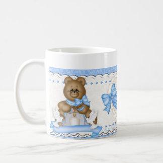 Cuddle Creek® Forget Me Not Teddy Mug