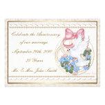 Cuddle Creek® Vintage Dove Invitation