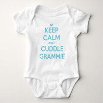 Cuddle Grammie Baby Bodysuit