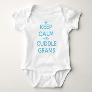 CUDDLE GRAMS BABY BODYSUIT