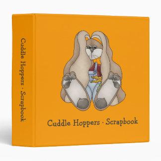 Cuddle Hoppers · Bunny Boy Binder
