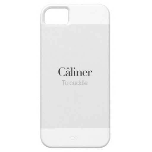Cuddle. iPhone 5 Cases