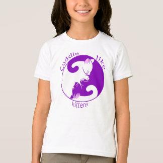Cuddle Kitties T-Shirt
