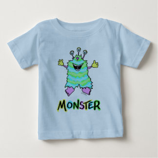 Cuddle me monster baby T-Shirt