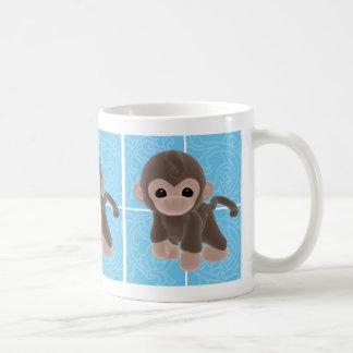 Cuddle Monkey Mug