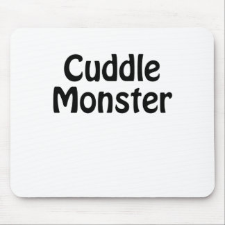 Cuddle Monster Mouse Pad