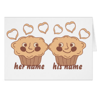 Cuddle Muffins Cards