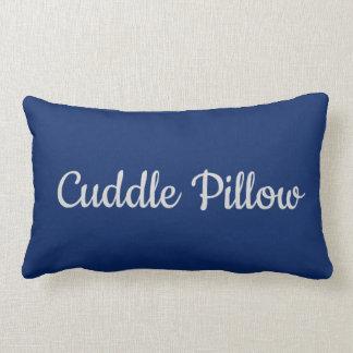 """""""Cuddle Pillow"""" Lumbar Pillow"""