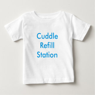 Cuddle Refill Station t-shirt of babies
