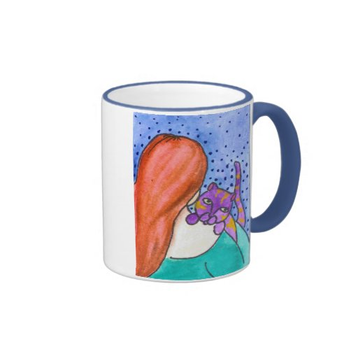 Cuddle Ringer Coffee Mug