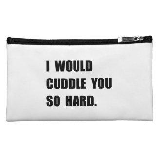 Cuddle You So Hard Makeup Bag