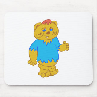 CuddleBear Mouse Pad
