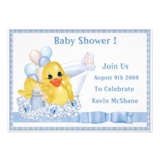 CuddleCreek® BathtubDucky Invitation