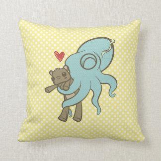 Cuddlefish Cojin