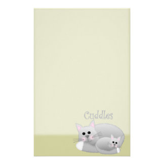 CuddleKitties Personalized Stationery