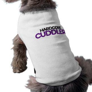 Cuddler incondicional camiseta de perrito