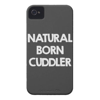 Cuddler llevado natural Case-Mate iPhone 4 cárcasas