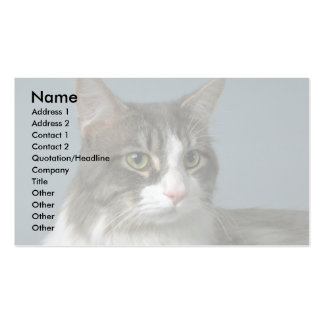Cuddles Business Card
