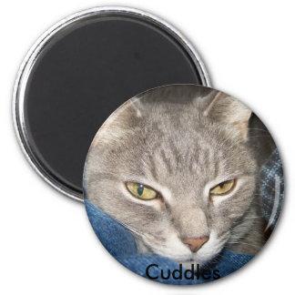 Cuddles magnet