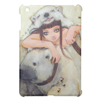 Cuddles of a Power Monger iPad Case