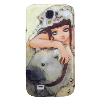 Cuddles of a Power Monger iPhone 3 Case