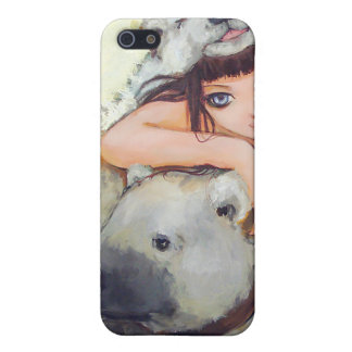 Cuddles of a Power Monger iPhone 4 Case