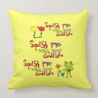Cuddles Pillow
