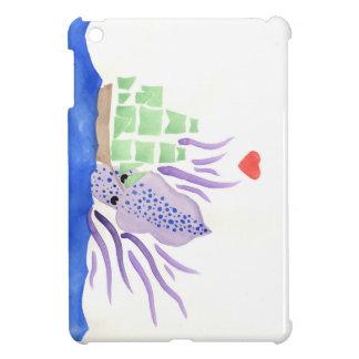 Cuddles the Kraken Cover For The iPad Mini