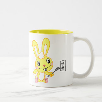 Cuddles With Fork Mug